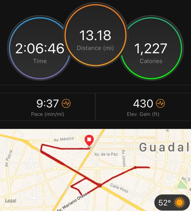 Margarita-Wells-January-28-2018-Guadalajara-Half-Marathon-21K-GDL-Electrolit-Stats