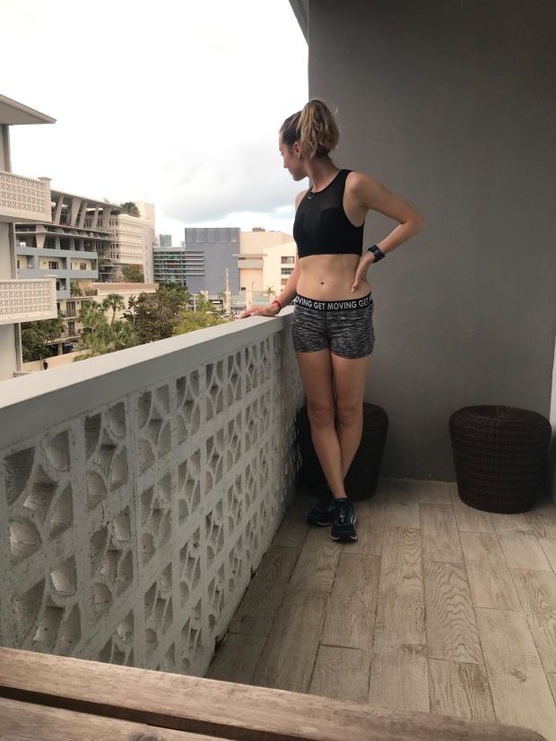 Margarita-Wells-Runs-Paris-Marathon-Training-Log-Venetian-Causeway-Outfit